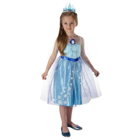 ELSA DISNEY EISK NIGIN ENCHANTING KLEID