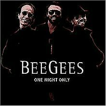 ONE NIGHT ONLY VON THE BEE GEES CD ZUSTAND GUT
