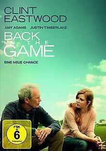 BACK IN THE GAME VON ROBERT LORENZ DVD ZUSTAND GUT