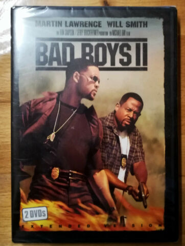 BAD BOYS II EXTENDED VERSION 2004