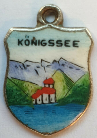 K NIGSSEE ANH NGER WAPPEN BETTELARMBAND CHARMS SILBER 800