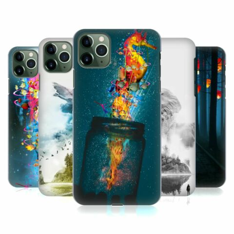 OFFICIAL DAVE LOBLAW FOREST SPACE HARD BACK CASE FOR APPLE IPHONE PHONES