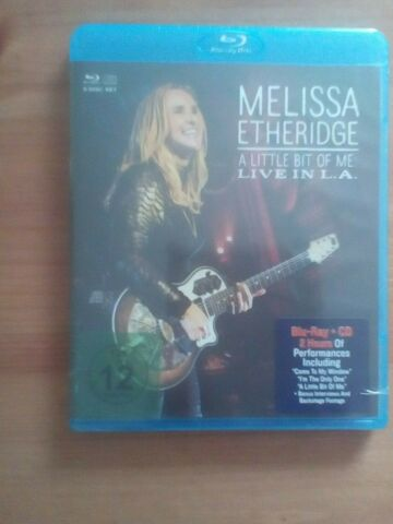 A LITTLE BIT OF ME LIVE IN L A VON MELISSA ETHERIDGE 2015