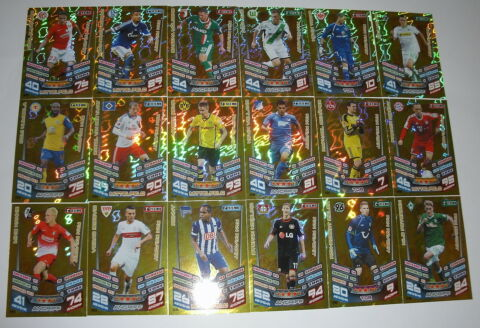 MATCH ATTAX EXTRA 2013 14 FAN FAVORIT GOLD ZUM AUSSUCHEN