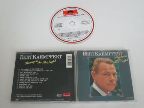BERT KAEMPFERT STRANGERS IN THE NIGHT POLYDOR 827 500 2 CD ALBUM