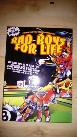 BAD BOYS FOR LIFE DVD MIT DEMENTED ARE GO THE BONES UND MEHR