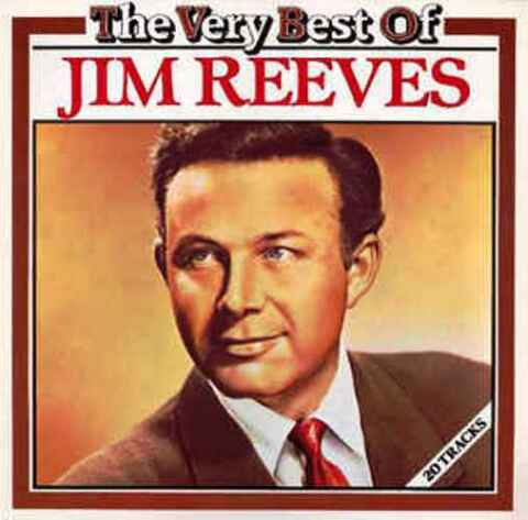 THE VERY BEST OF JIM REEVES RCA