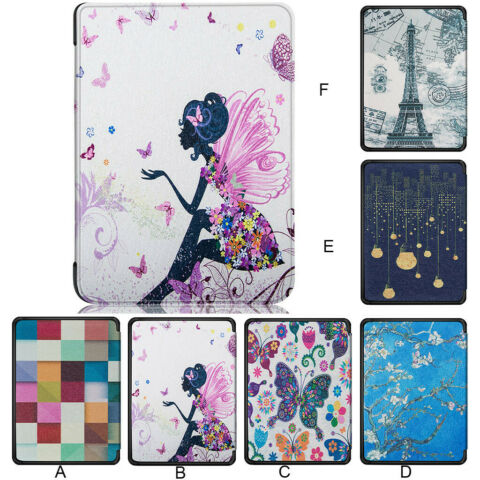 FLIP ST NDER COVER CASE H LLE F R AMAZON ALL NEW KINDLE 10TH GENERATION 2019