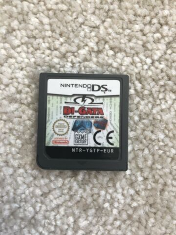 DI GATA DEFENDERS FOR NINTENDO DS CART ONLY