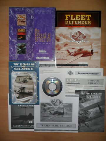 PC 1942 THE PACIFIC AIR WAR FLEET DEFENDER WINGS OF GLORY