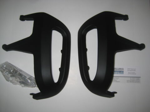 Satz Zylinderschutz BMW R1200R 2006-2010 set engine guards protectors R 1200 R