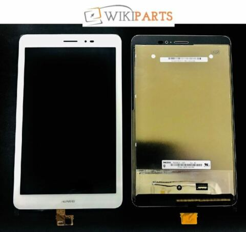 ORIGINAL WHITE LCD TOUCH SCREENS FOR HUAWEI MEDIAPAD T1 8 0 T1 821L ZVLT568