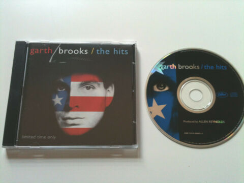 GARTH BROOKS THE HITS CD ALBUM 1994
