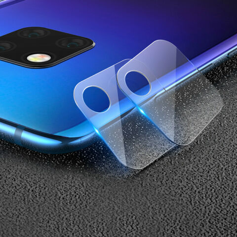 HUAWEI MATE 20 PRO LITE BACK CAMERA LENS TEMPERED GLASS SCREEN PROTECTOR W A
