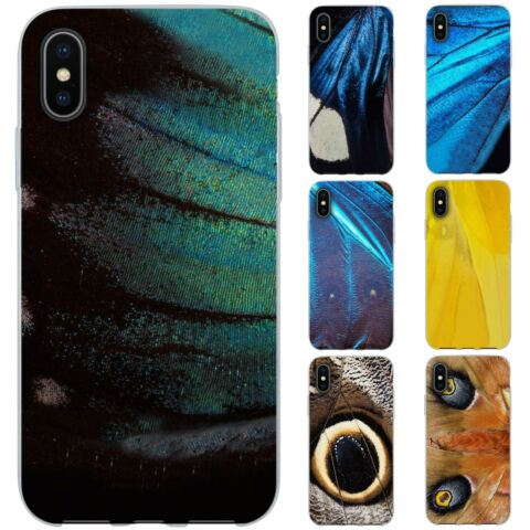 DESSANA SCHMETTERLING FL GEL TPU SCHUTZ H LLE CASE HANDY TASCHE COVER F R APPLE