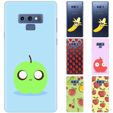 DESSANA CARTOON OBST SCHUTZ H LLE CASE HANDY TASCHE COVER F R SAMSUNG GALAXY A J