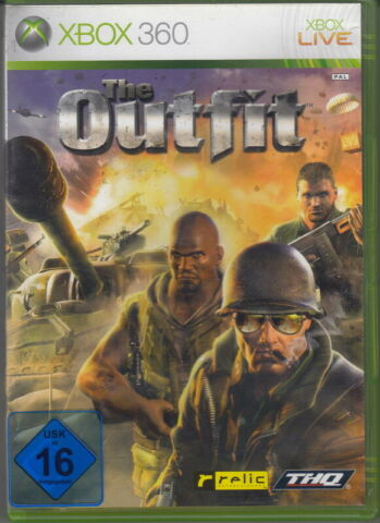 THE OUTFIT X360 IN BOX MIT ANLEITUNG