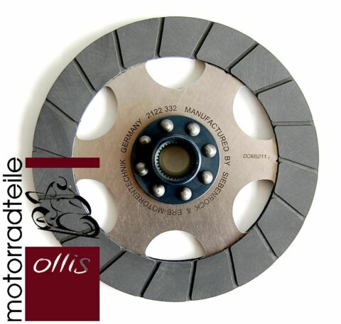 PREMIUM OIL RESISTANT CLUTCH PLATE BMW R 100 RS 76 80 FREE WORLD SHIPPING