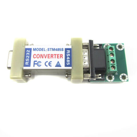 RS232 TO RS485 1 2KM DATA COMMUNICATION INTERFACE CONTROLLER ADAPTER KONVERTER