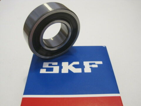 1 ST CK SKF PENDELKUGELLAGER 2208 E 2RS1TN9 40X80X23 MM
