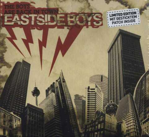 EASTSIDE BOYS THE BOYS ARE BACK IN TOWN CD