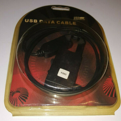 USB DATA CABLE K660 USB DATACABLE
