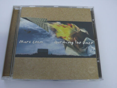 MARC COHN BURNING THE DAZE