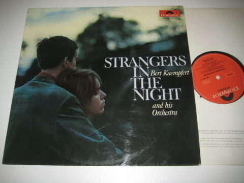 LP BERT KAEMPFERT STRANGERS IN THE NIGHT POLYDOR 184053