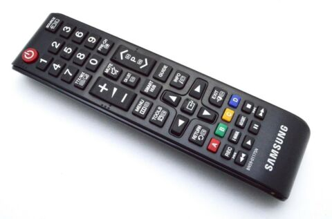 ORIGINAL REMOTE CONTROL FOR SAMSUNG UE55JU6500K 55 JU6500 CURVED UHD 4K LED TV EEK A