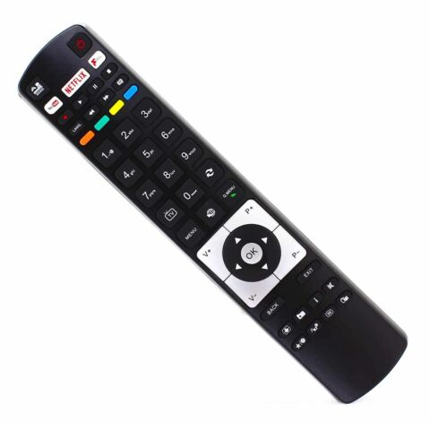 GENUINE MITCHEL AND BROWN RC5118F REMOTE CONTROL FOR JB651811FSM4K 65 LED TV