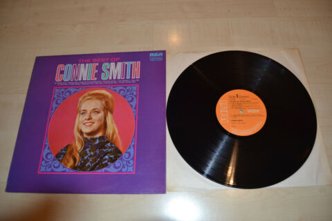 CONNIE SMITH THE BEST OF RCA UK 1972