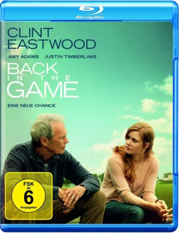 BACK IN THE GAME EINE NEUE CHANCE CLINT EASTWOOD BLU RAY DISC NEU OVP