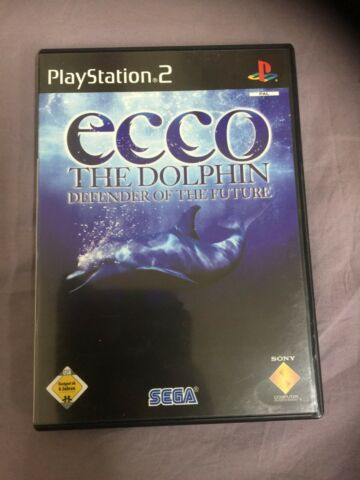 ECCO THE DOLPHIN DEFENDER OF THE FUTURE SPIEL F R SONY PLAYSTATION 2 PS2 PS 2
