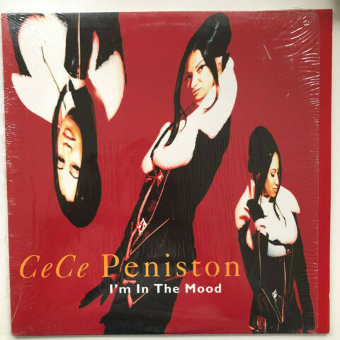 VINYL CECE PENISTON I M IN THE MOOD US MAXI 12 HOUSE 1993