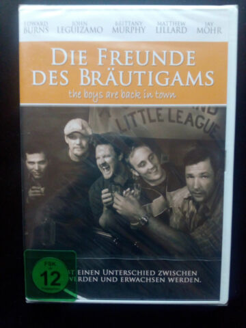 DIE FREUNDE DES BR UTIGAMS THE BOYS ARE BACK IN TOWN KOM DIE DVD