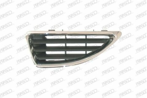 PRASCO K HLERGRILL LINKS CHROM RAHMEN F R RENAULT MEGANE 99 02