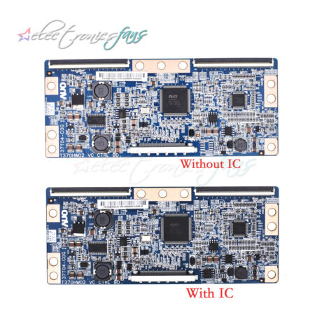 T CON BOARD T370HW02 VC CTRL BD 37T04 C0G COG WITH WITHOUT IC FOR SAMSUNG 46