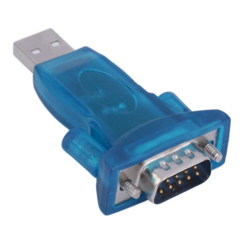 USB 2 0 TO RS232 CHIPSET CH340 SERIAL CONVERTER 9 PIN ADAPTER FOR WIN7 8 JSB