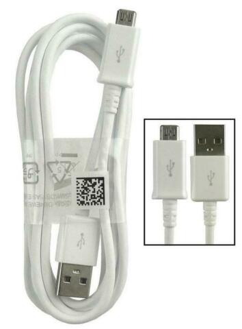 BRAND NEW OFFICIAL SAMSUNG MICRO USB DATA CHARGER CABLE ECB DU4AWE FREE POST