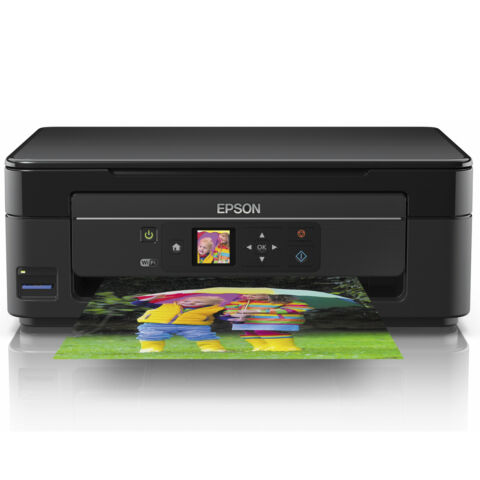 EPSON EXPRESSION HOME XP 342 KOMPAKTES MULTIFUNKTIONSGER T 3IN1 MIT WI FI UND