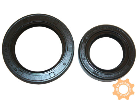 CITROEN C2 C3 C4 MA BE 5SP GEARBOX DIFF DRIVESHAFT OIL SEAL PAIR