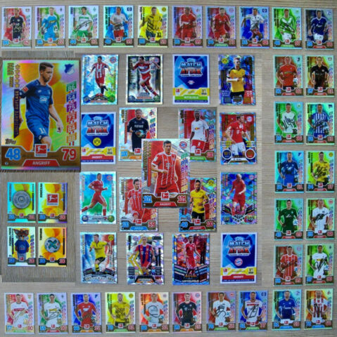 MATCH ATTAX 2017 2018 17 18 LIMITIERTE AUFLAGE CLUB 100 TORJ GER ROUTENIER US