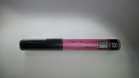 MAYBELLINE COLOR SHOW LIPSTICK NO 130 LOVE MY PINK NEU OVP TOP