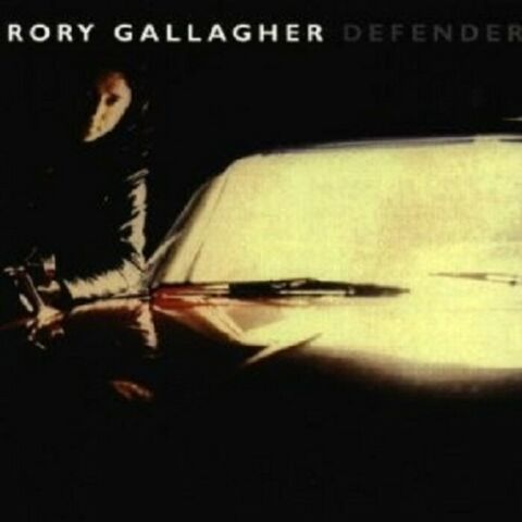 RORY GALLAGHER DEFENDER CD NEUWARE