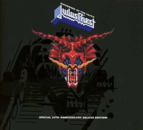 DEFENDERS OF THE FAITH 30TH ANNIVERSARY EDITION REMASTERED 3 AUDIO CDS