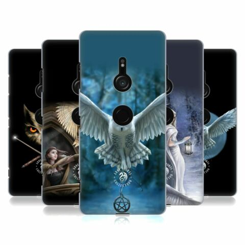 OFFICIAL ANNE STOKES OWLS HARD BACK CASE FOR SONY PHONES 1