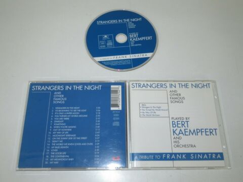 BERT KAEMPFERT STRANGERS IN THE NIGHT AND OTHER FAMOUS SONGS POLYDOR 557814 2 CD