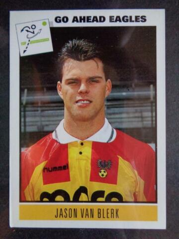 PANINI VOETBAL 94 JASON VAN BLERK GO AHEAD EAGLES 192