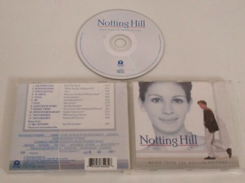 NOTTING HILL SOUNDTRACK VARIOUS ISLAND 546 428 2 CD ALBUM