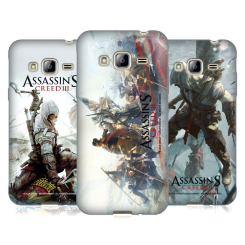 OFFICIAL ASSASSINS CREED III KEY ART SOFT GEL CASE FOR SAMSUNG PHONES 3